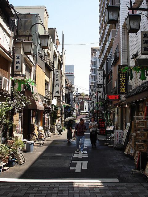 Асакуса, Япония